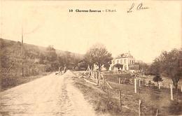 Chevron - Sources - L'Hôtel (animée, Travaux, Desaix) - Soumagne