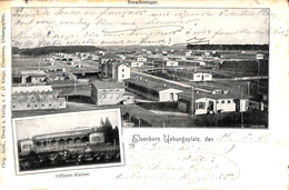Elsenborn Uebungsplatz 1911 (multivues) - Elsenborn (camp)