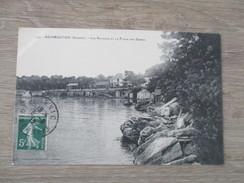 CPA 85 NOIRMOUTIER LES ROCHERS ET LA PLAGE DES DAMES - Noirmoutier