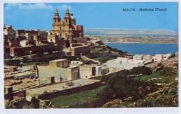 MALTA Mellieha Church - Malte