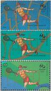 BRAZIL 2015 Olimpic Sport Games Rio 2016 Tennis - Unused Stamps
