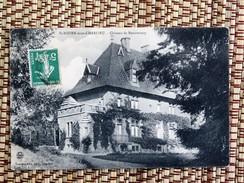C.P.A. 42 SAINT-NIZIER SOUS CHARLIEU : Chateau De Beauvernay - France