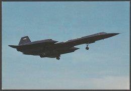 Lockheed SR-71A Blackbird - ETW Dennis Postcard - 1946-....: Modern Era