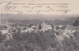 D8 - 02 - Pargny-Pilain - Aisne - Panorama, à Gauche On Aperçoit Les Hauteurs De Monampteuil - Unclassified