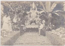 1 PHOTO 1900  18X 12 DE  CAZERES  REPOSOIR CHEZ M DUFFAUT   BON ETAT + PORT - France