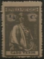 Cape Verde Cabo Verde 1914-26 Ceres MNH - Briefmarken