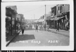 ADEN Main Road Au Yemen - Places