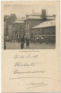 Verviers L' Abattoir D.V.D. 5268  Timbrée 1901 - Verviers