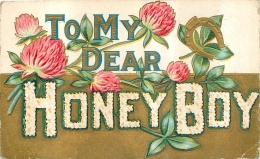 TO MY DEAR HONAY BOY - Illustrateurs & Photographes