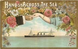 HANDS ACROSS  THE SEA - Illustrateurs & Photographes