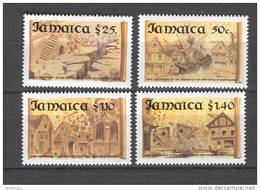 Jamaica 1992 Earthquake Disaster MNH (D1032) - Jamaica (1962-...)
