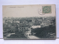93 - BAGNOLET - IVUE GENERALE - ANIMEE - 1906 - Bagnolet