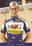 LIETTI MARCO  (dil86) - Cyclisme