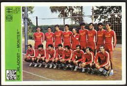 "Yugoslavia 1981 / World Of Sport / Volleyball Club ""Mladost-Monter"" Zagreb - Pallavolo"