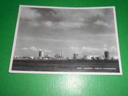 Cartolina ANIC - Livorno - Veduta Panoramica 1940 - Livorno