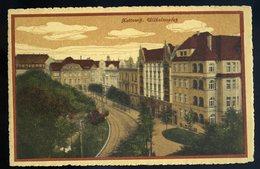 Cpa De Pologne Kattowitz Wilhelmsplatz  NCL82 - Poland