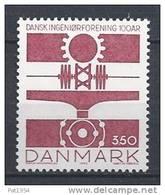 Danemark 1992 N°1025  Neuf ** Association Des Ingénieurs - Danemark
