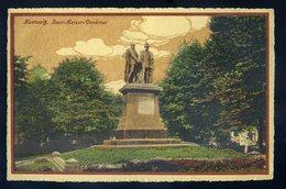 Cpa De Pologne Kattowitz , Zwei Kaiser Denkmal NCL82 - Pologne