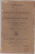 La Campagne Anglo-belge De L'Afrique Orientale Allemande. Charles Stiénon. 1918 - Livres, BD, Revues