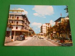 Cartolina Igea Marina - Viale Pinzon 1963 - Rimini