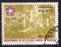 (A) Bolivia 1976  - The 200th Anniversary Of The American Revolution    Used - Bolivia