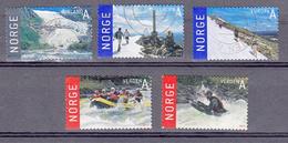 Noorwegen 2013 Mi Nr 1810 - 1814 Toerisme - Norway