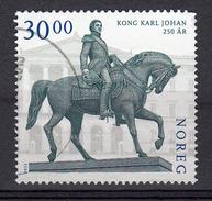 Noorwegen 2013 Mi Nr 1815  Koning Karl Johann III   -2 - Norway
