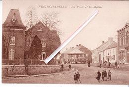 FROIDCHAPELLE - La Poste Et La Mairie - Froidchapelle