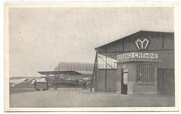 "AEROPORT D'ORLY - Service Station ""CREMINE"" - Aérodromes"