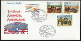 Germany Frankfurt 1985 / IAA International Cars Exhibition - Cars