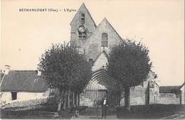 BETHANCOURT - L'Eglise (petite Animation) - France