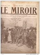 Journal LE MIROIR (1914:1918) N°42 DU 13 SEPTEMBRE 1914 - Newspapers