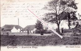 QUAREGNON - Brasserie Du Rivage - Edit: Aimable Levêque - Quaregnon