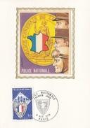 FRANCE Maximum Card 1995 - Police - Gendarmerie