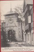 Bornem Bornhem Buitenland Oud Antwerpen Kipdorppoort Escale Des Bateaux Wilford 1910 - Bornem