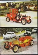 Germany Kelkheim 1976 / Packard Landaulet 1912 / Simplex 1912 - Typ Modell 50 / Cars - Passenger Cars