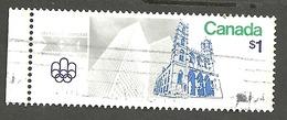 Sc # 687 Olympic Sites HV  Single Used 1976 K318 - 1952-.... Règne D'Elizabeth II