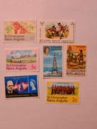 ST-KITTS / NEVIS  1963-78  LOT# 1 - St.Christopher-Nevis-Anguilla (...-1980)