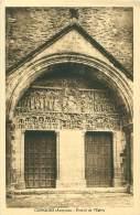 12 - CONQUES - Portail De L'Eglise - France