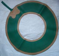 Kids Baby Inflatable Rubber Swimming Circle (1936 Dated) - Not Used, Like New - Autres