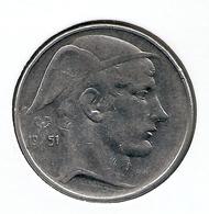 PRINS KAREL * 20 Frank 1951 Vlaams * Z.Fraai/Prachtig * Nr 2774 - 04. 20 Frank