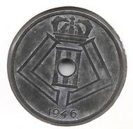 PRINS KAREL * 25 Cent 1946 Frans/vlaams * Prachtig/F D C * Nr 7314 - 01. 10 & 25 Centiem
