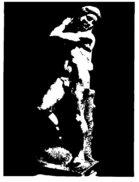 (PF 777) Art Statue - Italy - Firenze (naked Men - Homme Nue) - Sculpturen