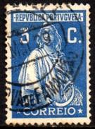13988 Portugal 415 Ceres Com Carimbo Vila Nova De Famalicão U - Postmark Collection