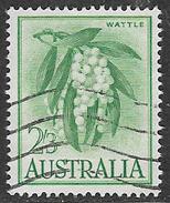 Australia SG324a 1964 Definitive 2/3d Good/fine Used [34/29054/6D] - 1952-65 Elizabeth II : Pre-Decimals
