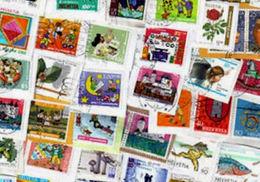 Switzerland Goldbag 60g (2.1oz) Semi-postals KILOWARE [Vrac Massenware Mezclas Rinfusa Kilowaar] - Sellos