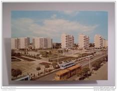 POSTCARD AIRLINE ISSUED AEROFLOT USSR CCCP SOVIET UNION 1970 YEARS MOLDAVIE MOLDOVA KISHINEV & BUS BUSES - Moldavie