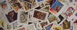 Malta KILOWARE MissionBag 2.5 KG (5LB-8oz) Modern 55-65% Commem Stamp Mixture [Vrac Massenware Mezclas Rinfusa Kilowaar] - Lots & Kiloware (min. 1000 Stück)