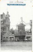 Publicité Chocolat Guérin-Boutron Paris - Le Moulin Rouge - Carte Non Circulée - Advertising