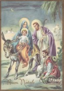 FESTE AUGURI - Buon Natale - Merry Christmas - Feliz Navidad - Joyeux Noël - Frohe Weihnachten - Sacra Famiglia-1969 - Christmas
